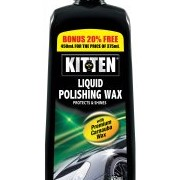 Liquid Polishing Wax with PTFE - KITTEN