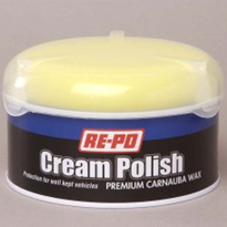 Cream Polish - RE-PO