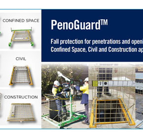 "PenoGuardâ""¢ Fall Protection System"