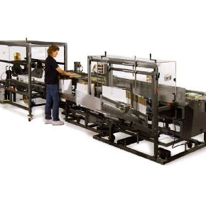 Case Packing System | Combi Ergopack