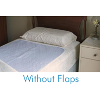 Incontinence Bedpads without Flaps | Allerex