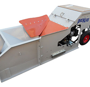 Hydraulic Concrete Kerb Making Machine | Pro Kerb
