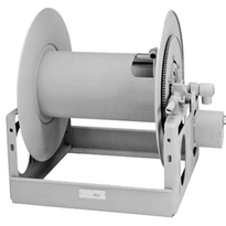 Lightweight Super Booster Hose Reels