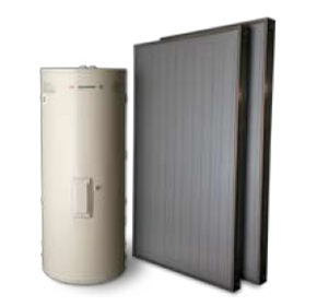 Solar Hot Water System | Wizard Electric