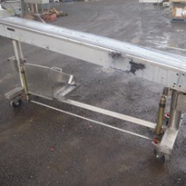 Stainless Steel Incline Belt Conveyor