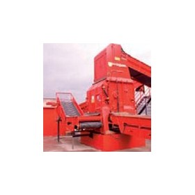 Secondary Industrial Shredders - HAMMEL