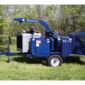 Tree Chipper - DuraTech TC-12