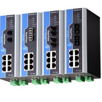 Industrial Ethernet Switches - DIN-Rail IEC 61850-3