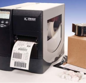 Barcode Label Printer | Zebra ZM400 & ZM600