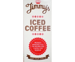 Jimmy's Skinny Love Iced Coffee
