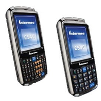 Mobile Computer and Barcode Scanner | Intermec CS40