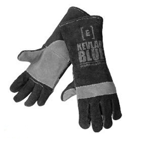 Welding Glove | Kevlar Blue