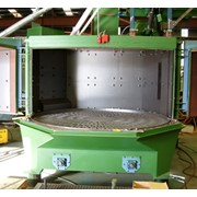 Blast Machines - Rotary Table