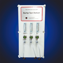 Bump Testing Stations (BTS)