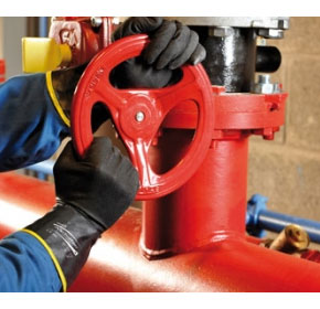 Chemical Gloves - AlphaTec® 58-270