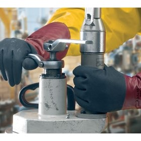 Chemical Gloves - AlphaTec® 58-530 58-535