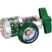 Easy Dial Oxygen Regulator / Flowmeter 0-8 LPM