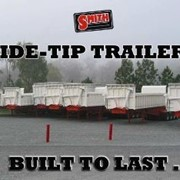 Side Tipping Trailer