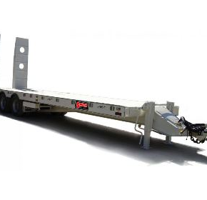 Low Loader Trailer | Tiltslide
