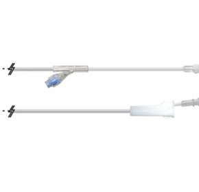 IV Extension Set with Needless Port - 5.6m