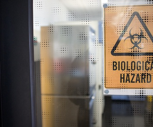 Biohazards beware: new lab takes on bacteria.