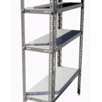 Warehouse Shelving | Slotted Angle