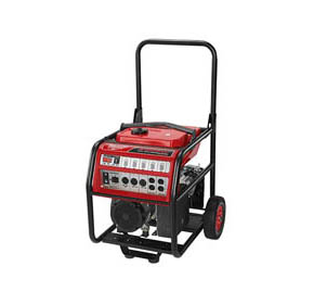 Gas-Powered Generator | 4,300W | 4943-24