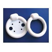 Gynaecological Pessary Ring with Knob
