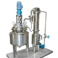 Vacuum Concentrator with Scraper Arm - iopak