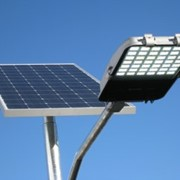 LED Solar Lighting - 100W