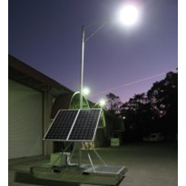 Solar Lighting Skid
