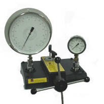 High Pressure Hydraulic Comparators