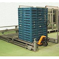 Semi-Automatic Stack Palletising System
