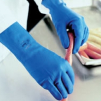 "Food Gloves - Premium Blueâ""¢ 354X"