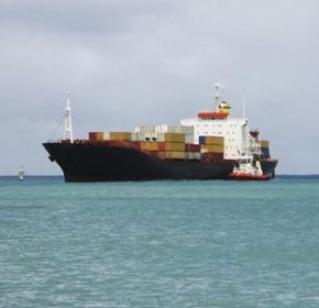 Import Sea Freight