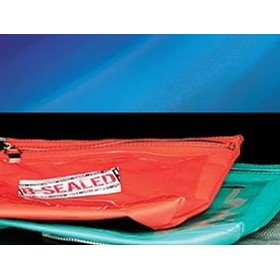 Tamper Evident Cash Security Bags | B-Sealed