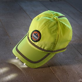 Hi-Visibility Glowear : Power Cap | Head Protection
