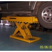 Scissor lift for a major Australian automotive company