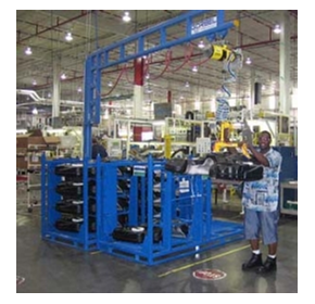 Manufacturing automotive gas tanks