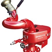 Fire Fighting Hydrant Valves & Oscillating Monitors | Knowsley SK