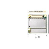 Quad-band GSM/GPRS Wireless Module - TC63i