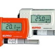 1-4 Channel Temperature/Humidity Data Loggers - Elpro Ecolog