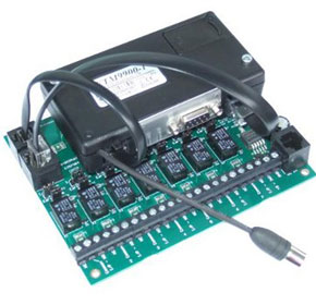 I/O Board for ETM9560-1 & ETM9900-1 Modems