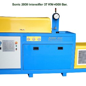 Waterjet Intensifiers
