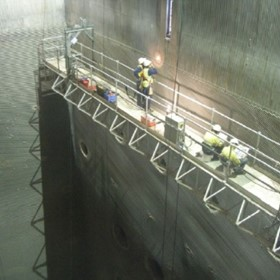Engineering Platform -  Boiler Access Platform