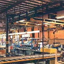 Automotive sub assembly manufacturer selects Gorbel crane