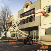 Trailer Mounted Boom Lifts | JLG Tow-Pro Series