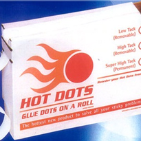 Hot Dots | Glue Dots on a Roll