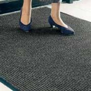 Brush Rib Entrance Mat - WRS