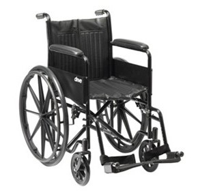 Wheelchairs & Mobility Aids